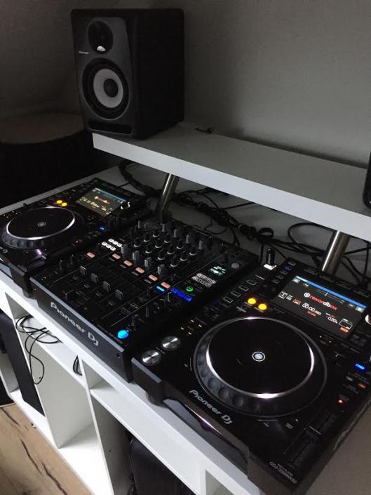 DJ Equipment Technik leihen